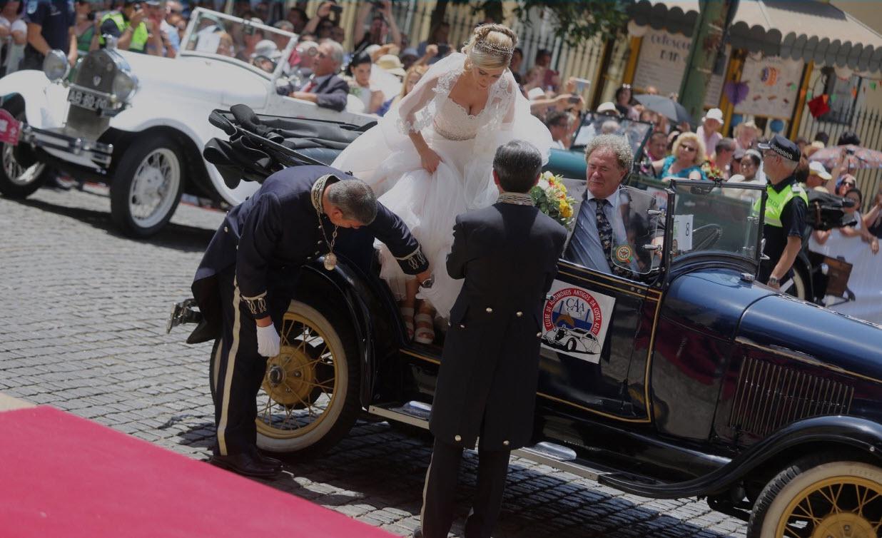 Carros para casamentos