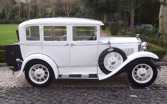 Carro para casamento em Lisboa